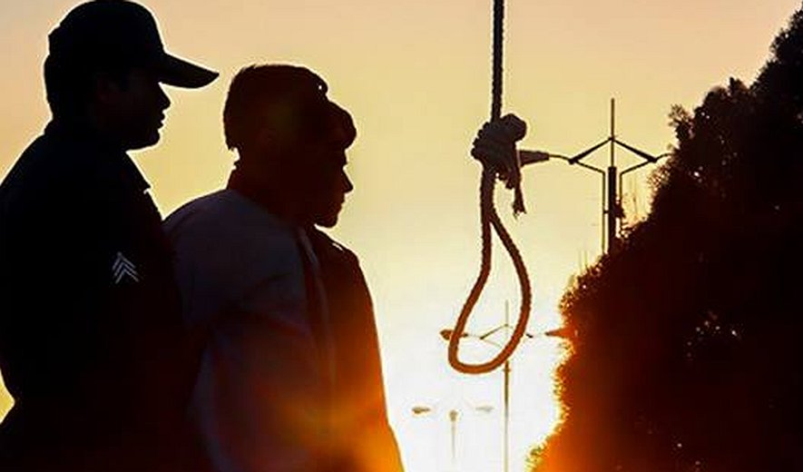 Execution in Central Iran