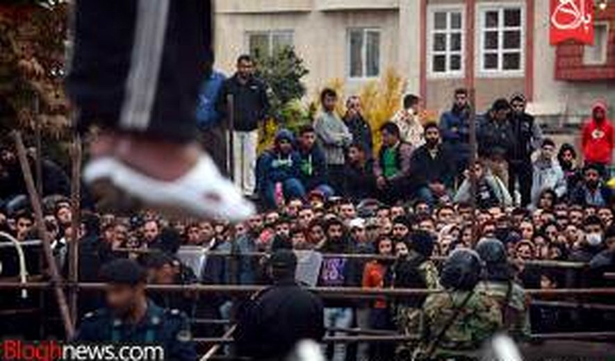 Public Execution in Northern Iran Today