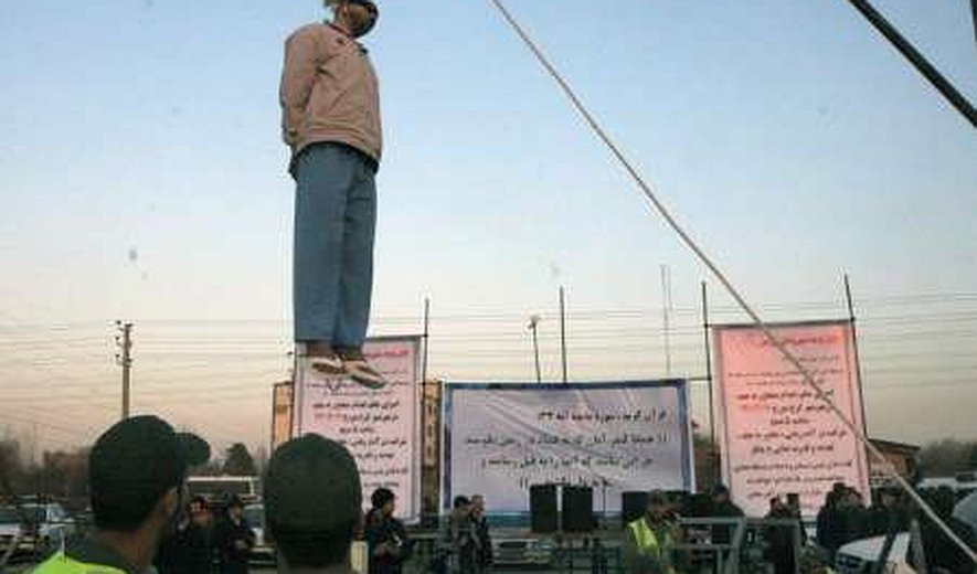 One prisoner hanged today- More executions in different parts of Iran