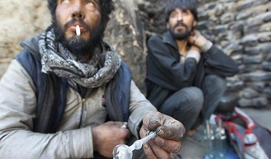 افزایش دستکم صد در صدی اعتیاد در ایران نشانه شکست استراتژی اعدام است