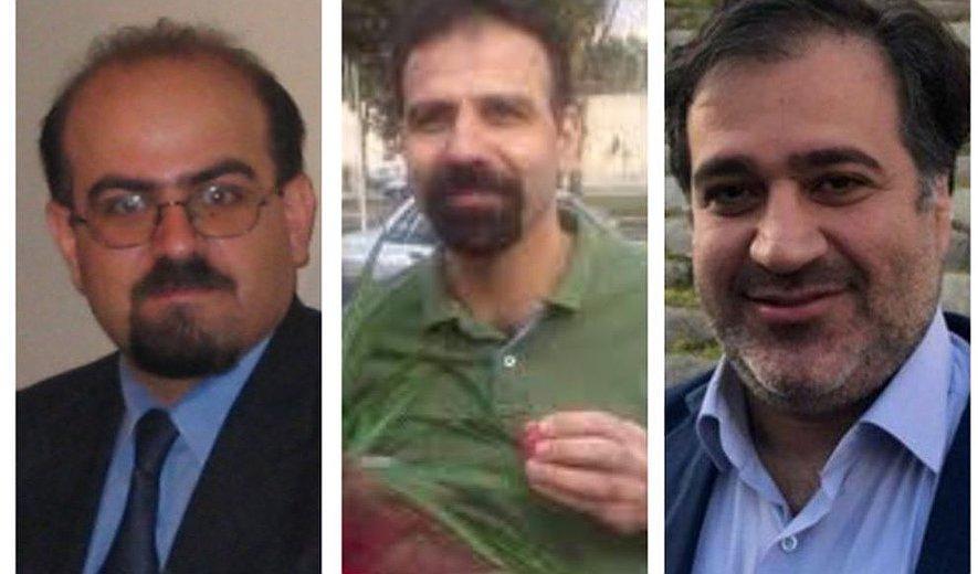 Mostafa Nili, Arash Keykhosravi and Mehdi Mahmoudian Denied Phone Calls and Held in Solitary Confinement
