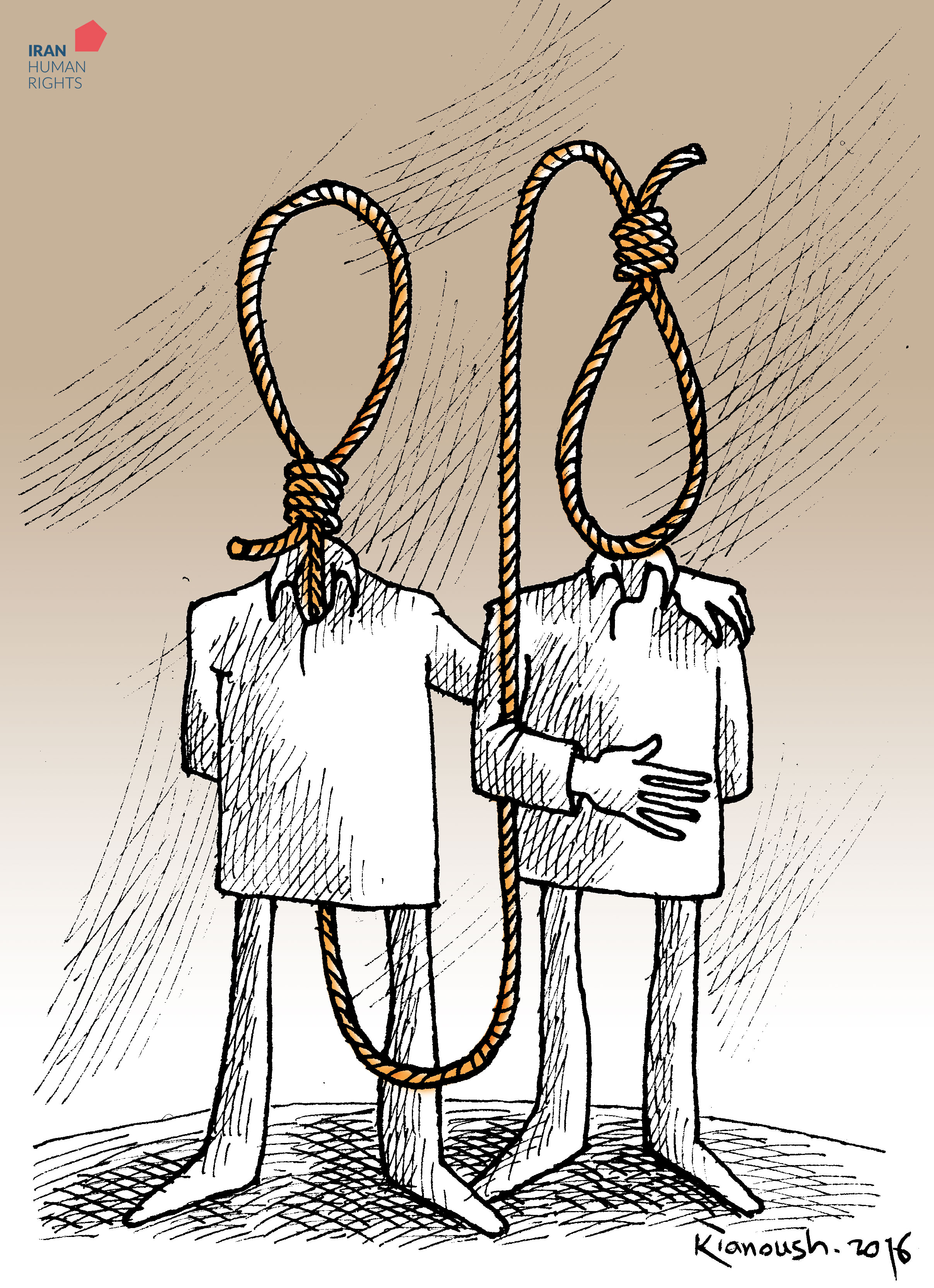 Extremist Islam's answer to homosexuality: DEATH