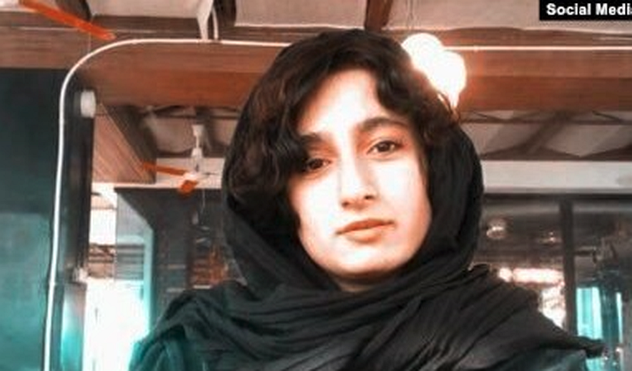 Student Activist Marjan Eshaghi Sentenced to 5 Years in Absentia