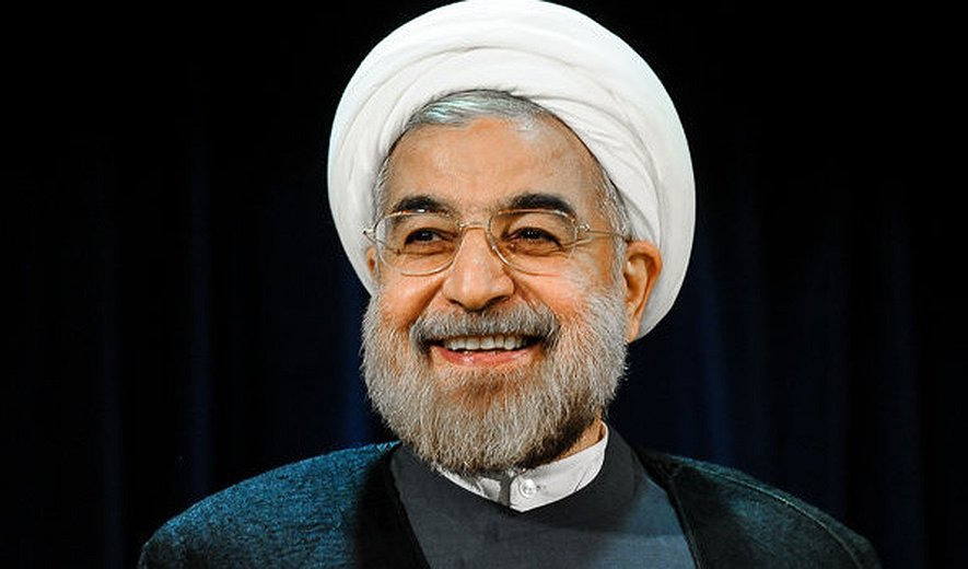 President Rouhani Defends Executions of Hundreds for Drug Offenses in Iran