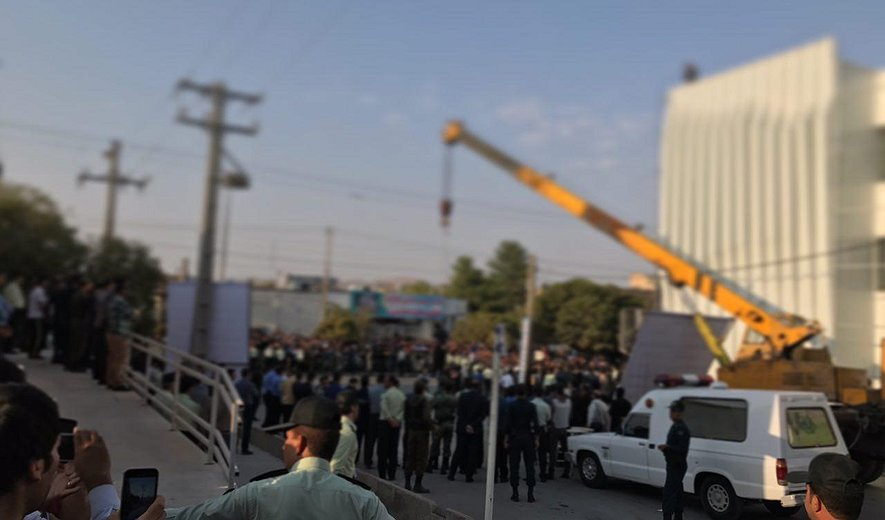 More Public Executions - Prisoner Hanged While Crowd Watched