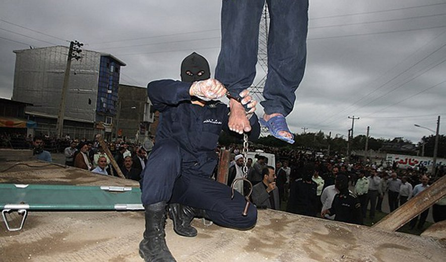 Iran Authorities Hang Prisoner to Death in Public During Ramadan