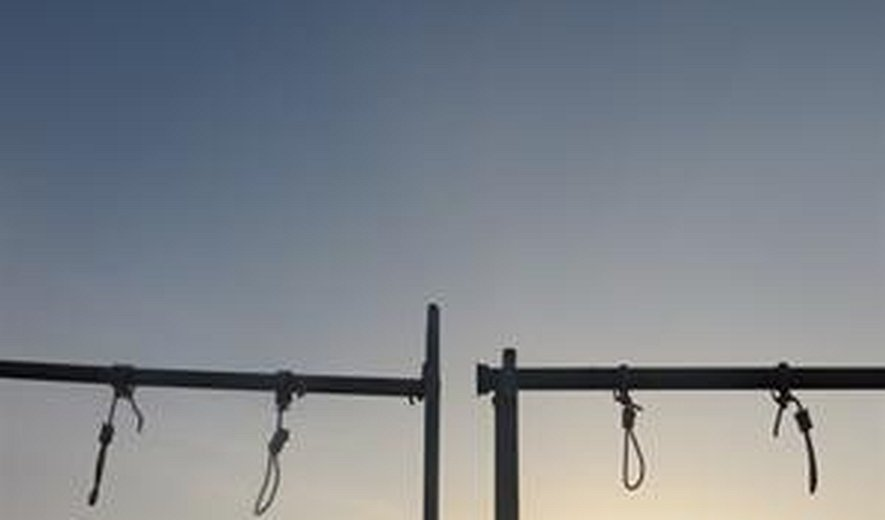 8 People, Among Them One Afghan Citizen Executed in Iran