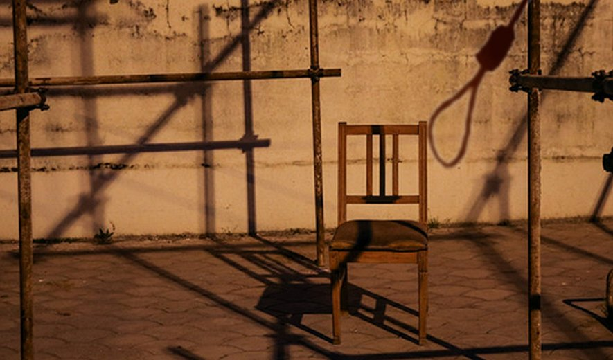 Five Prisoners Hanged in Iran