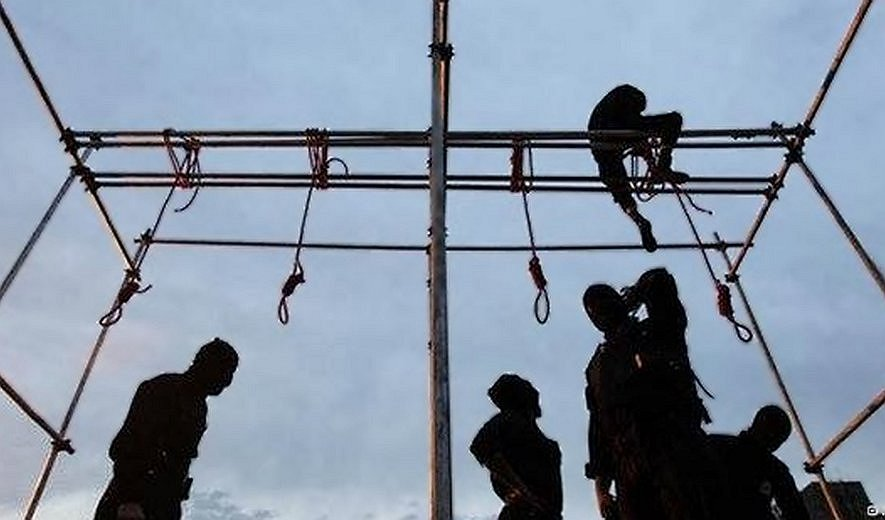 Five Prisoners Including Possible Juvenile Offender Hanged in Iran