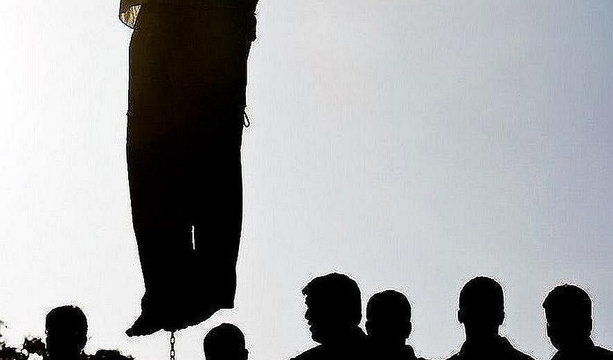Northwestern Iran: Prisoner Executed on Moharebeh Charge