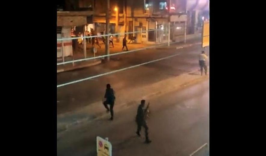 سازمان حقوق بشر ایران سرکوب معترضان به کمآبی در خوزستان را بشدت محکوم کرد