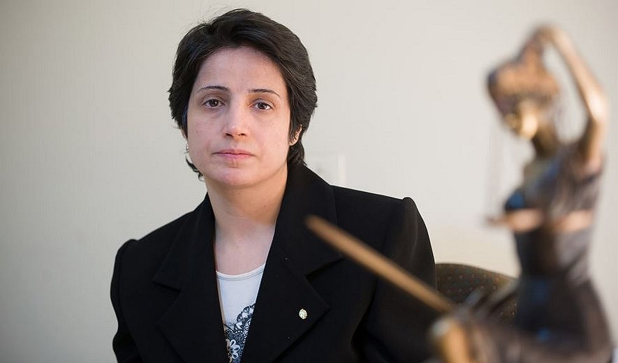 Five Years Imprisonment for Nasrin Sotoudeh, Prominent Iranian Human Rights Lawyer