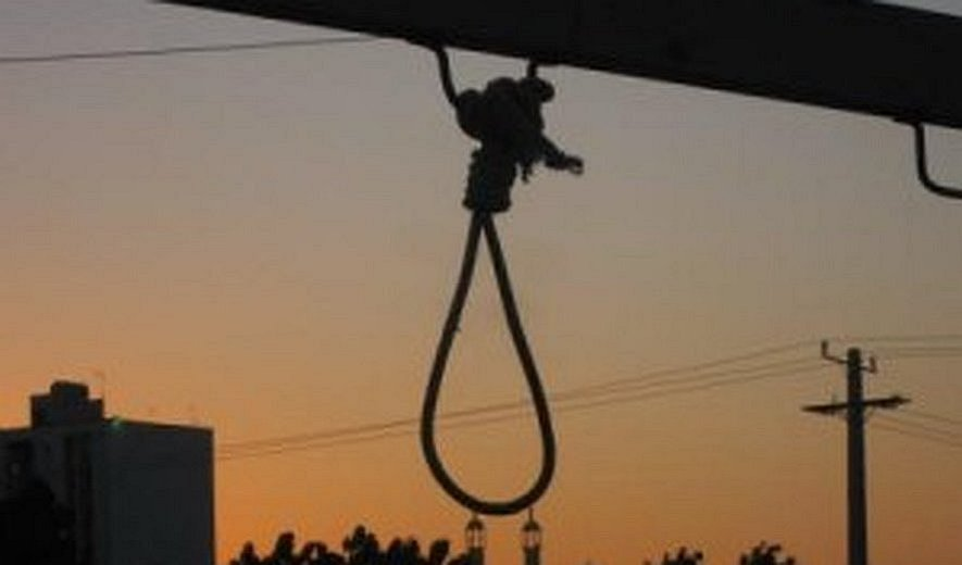 Central Iran: Prisoner Executed in Public