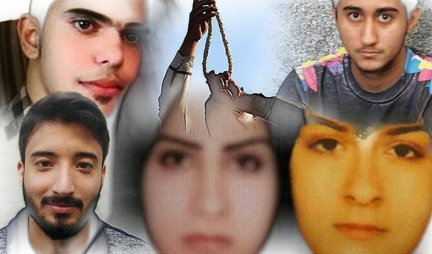 Iran Report: Execution of Women, Juveniles, Ethnic Minorities and Foreigners in 2018