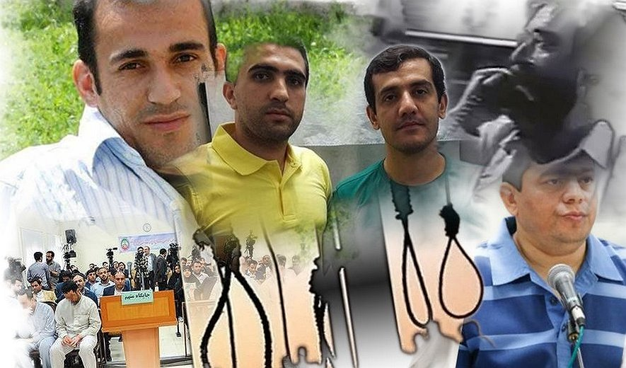 "Executions for ""Moharebeh"" and ""Corruption on Earth"" in 2018"