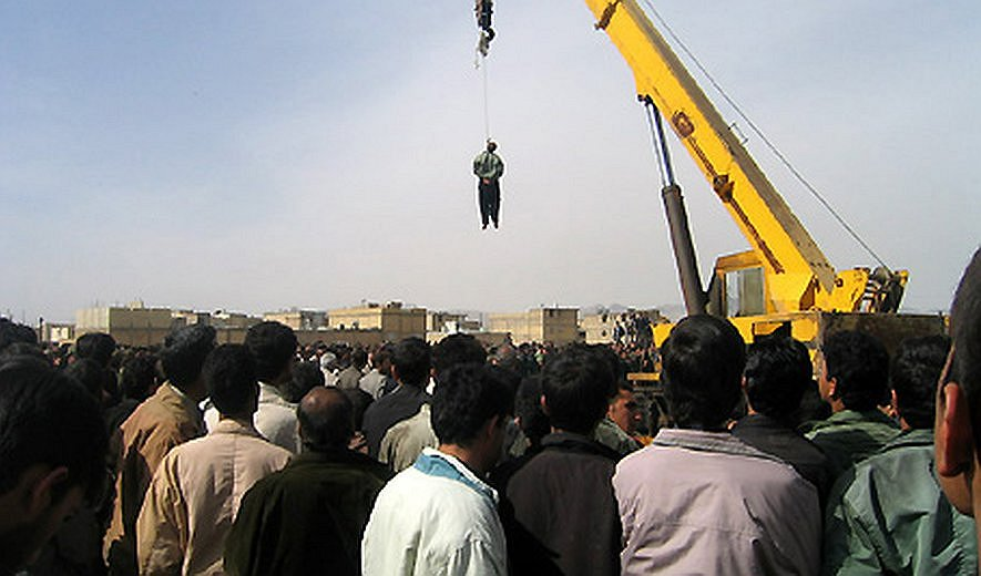 Iran Executions: Man Hanged in Public