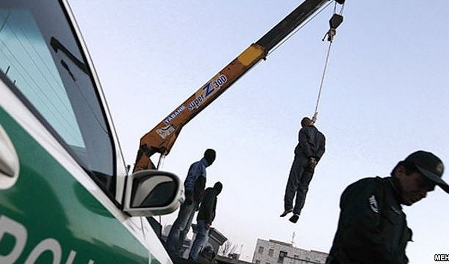 Prisoner Hanged in Public in Northwestern Iran