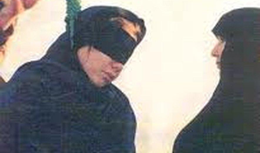 Iranian Girl Hanged