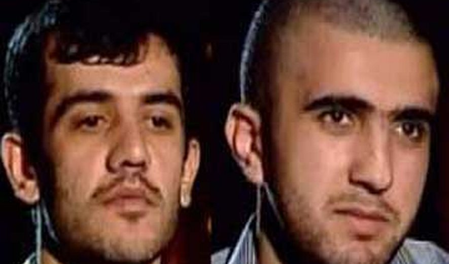 A letter by death row prisoners Zanyar and Loghman Moradi: